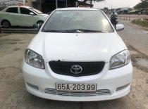 Bán ô tô Toyota Vios đời 2005, màu trắng, 175tr xe còn mới nguyên giá 175 triệu tại Cần Thơ