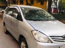 Bán ô tô Toyota Innova 2010, màu bạc số sàn giá 350 triệu tại Hà Nội