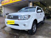 Cần bán xe Toyota Fortuner 2.7V 4x4 AT sản xuất năm 2012, màu trắng, giá 499tr giá 499 triệu tại Hà Nội