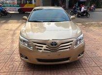 Bán Toyota Camry đời 2010, màu vàng, xe nhập giá 720 triệu tại Đắk Lắk