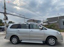 Bán Toyota Innova G năm sản xuất 2010, màu bạc, chính chủ giá 355 triệu tại Bình Dương
