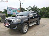 Bán ô tô Toyota Hilux sản xuất 2012, màu đen, xe nhập chính hãng giá 419 triệu tại Thanh Hóa