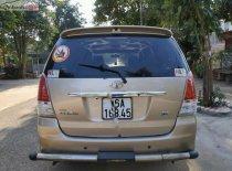 Cần bán Toyota Innova G đời 2010, màu vàng, xe gia đình giá 345 triệu tại Thanh Hóa