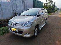 Bán xe Toyota Innova đời 2011, màu vàng cát còn mới giá 365 triệu tại Đắk Lắk