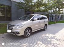 Cần bán xe Toyota Innova 2.0E đời 2015 giá cạnh tranh giá 485 triệu tại Hà Nội