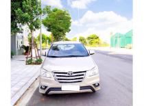 Bán Toyota Innova 2.0E sản xuất 2015, màu ghi vàng, 485 triệu giá 485 triệu tại Hà Nội