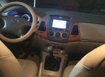 Xe cũ Toyota Innova G đời 2011, màu bạc giá 345 triệu tại Thái Nguyên