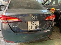 Bán xe Toyota Vios G sản xuất năm 2019, màu xám xe gia đình giá 530 triệu tại Tp.HCM