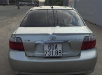 Bán Toyota Vios sản xuất năm 2006, màu bạc, giá tốt giá 195 triệu tại Đồng Nai