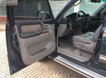 Cần bán lại xe Toyota Land Cruiser GX 4.5 năm sản xuất 2003, màu xanh lam, giá tốt giá 415 triệu tại Tp.HCM