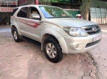Bán Toyota Fortuner SR5 2.7 AT đời 2007, nhập khẩu số tự động giá 435 triệu tại Hà Nội