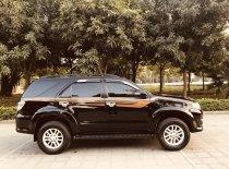 Cần bán gấp Toyota Fortuner 2.7V đời 2013, màu đen, giá tốt giá 595 triệu tại Hà Nội