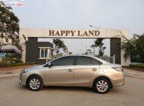 Cần bán xe Toyota Vios 1.5G đời 2016 giá 485 triệu tại Hà Nội