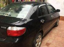 Cần bán gấp Toyota Vios 1.5 MT sản xuất 2006, màu đen   giá 164 triệu tại Phú Thọ