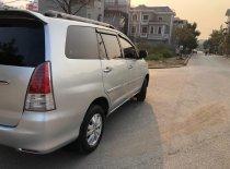 Bán Toyota Innova G đời 2009, màu bạc, giá chỉ 360 triệu giá 360 triệu tại Thái Nguyên
