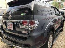 Bán Toyota Fortuner 2.7V năm sản xuất 2013, màu xám như mới giá 670 triệu tại Hà Nội