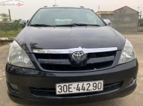Cần bán lại xe Toyota Innova 2.0G đời 2006, màu đen giá 260 triệu tại Ninh Bình