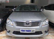 Bán ô tô Toyota Innova đời 2013, màu bạc xe còn mới lắm giá 490 triệu tại Khánh Hòa