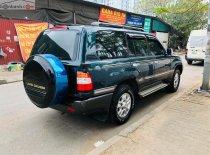 Bán xe Toyota Land Cruiser năm 2004, màu xanh lam giá 450 triệu tại Hà Nội