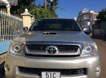 Bán Toyota Hilux 3.0G 4x4 MT 2010, màu bạc, xe nhập, giá chỉ 380 triệu giá 380 triệu tại Gia Lai