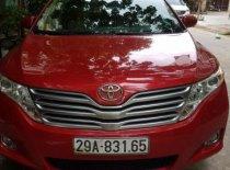 Cần bán gấp Toyota Venza 2.7 AT năm sản xuất 2010, màu đỏ, nhập khẩu nguyên chiếc chính chủ giá 680 triệu tại Hà Nội
