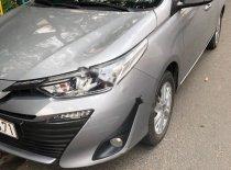 Cần bán Toyota Vios 1.5G AT năm 2018, màu bạc, giá tốt giá 550 triệu tại Lai Châu