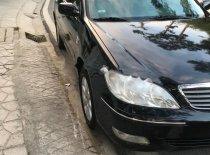 Cần bán lại xe Toyota Camry 2.4G sản xuất năm 2003, màu đen giá 285 triệu tại Lâm Đồng
