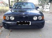 Xe BMW 5 Series 525i 2.5 Fi năm sản xuất 1992, màu đen, nhập từ Đức giá 78 triệu tại Tp.HCM