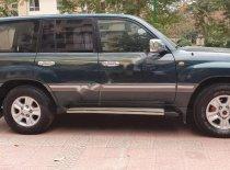 Cần bán Toyota Land Cruiser GX 4.5 sản xuất 2004, màu xanh lam, giá tốt giá 415 triệu tại Hà Nội