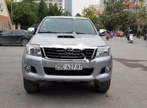 Bán Toyota Hilux 2.5E sản xuất năm 2014, màu bạc, xe nhập, số sàn   giá 445 triệu tại Hà Nội