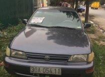 Bán Toyota Corolla 1996, màu xám, xe nhập, xe còn mới giá 88 triệu tại Hà Nội