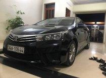 Cần bán lại xe Toyota Corolla sản xuất năm 2015, màu đen xe gia đình, giá 519tr giá 519 triệu tại Hải Dương