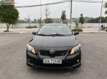 Cần bán xe Toyota Corolla 2008, màu đen, nhập khẩu nguyên chiếc số tự động giá 465 triệu tại Hà Nội
