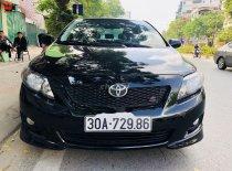 Bán ô tô Toyota Corolla đời 2008, màu đen, nhập khẩu nguyên chiếc, giá 465tr giá 465 triệu tại Hà Nội