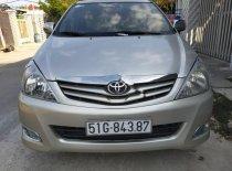 Bán Toyota Innova G năm sản xuất 2009, màu bạc, giá tốt giá 315 triệu tại Tp.HCM
