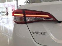 Ưu đãi lớn cuối năm chiếc xe Toyota Vios 1.5G CVT, sản xuất 2019, màu trắng, giá cạnh tranh giá 570 triệu tại Tp.HCM