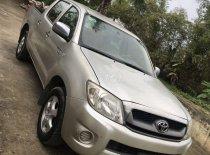 Bán Toyota Hilux sản xuất 2010, màu bạc xe gia đình, 305 triệu giá 305 triệu tại Thanh Hóa