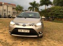 Bán xe Toyota Vios E sản xuất năm 2015 chính chủ, giá chỉ 376 triệu giá 376 triệu tại Tuyên Quang