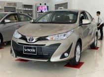 Hỗ trợ trả góp - Giao xe tận nhà, Toyota Vios G đời 2020, màu vàng cát giá 470 triệu tại Tp.HCM