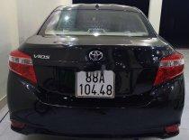 Cần bán xe Toyota Vios đời 2015, màu đen, giá 385tr giá 385 triệu tại Vĩnh Phúc