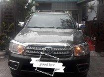 Cần bán lại xe Toyota Fortuner 2.5G đời 2009, màu xám số sàn giá 515 triệu tại Đà Nẵng