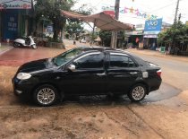 Bán Toyota Vios 1.5MT sản xuất 2006, màu đen xe gia đình, 158tr giá 158 triệu tại Gia Lai