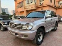 Cần bán lại xe Toyota Land Cruiser đời 2000, màu bạc, 370tr giá 370 triệu tại Hà Nội