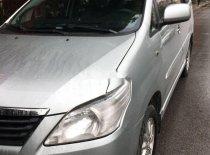 Bán Toyota Innova sản xuất 2013, màu bạc xe gia đình, 420tr giá 420 triệu tại Nam Định