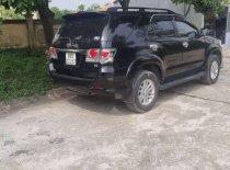 Cần bán lại xe Toyota Fortuner năm 2012, màu đen, giá tốt giá 555 triệu tại Vĩnh Phúc