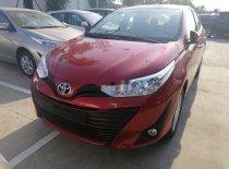 Cần bán Toyota Vios 2019, màu đỏ giá 540 triệu tại Long An