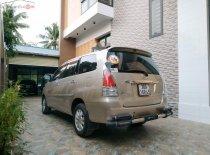 Bán Toyota Innova G đời 2010, màu vàng xe gia đình, giá chỉ 338 triệu giá 338 triệu tại Thanh Hóa