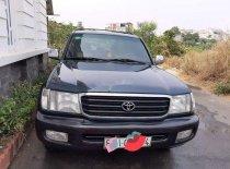 Xe Toyota Land Cruiser đời 2000, màu đen, nhập khẩu, giá chỉ 255 triệu giá 255 triệu tại Tp.HCM
