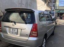 Cần bán lại xe Toyota Innova G đời 2007, màu bạc chính chủ giá 280 triệu tại Gia Lai