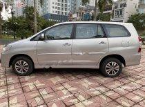 Bán Toyota Innova 2.0E MT sản xuất 2016, màu bạc, giá chỉ 545 triệu giá 545 triệu tại Hà Nội